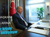 Cumhurbaşkanı Erdoğan'dan AK Parti teşkilatlarına önemli uyarı