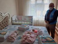 Hoşgeldin Bebek Kampanyası yeniden başladı