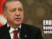 Erdoğan, Bakan Akar ve komutanlara seslendi