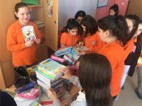 Tuzlalı öğrencilerden Erzurum'a yardım eli