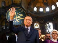 Danıştay'ın Ayasofya kararı sonrası gözler Cumhurbaşkanı Erdoğan'da
