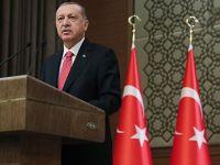 Cumhurbaşkanı Erdoğan'dan  çok net Ayasofya mesajı