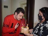 Özel Çocuklara En Özel Doğum Günü Sürprizi
