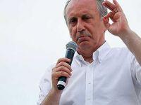 Muharrem İnce; Memleket hareketi Türkiye'nin bereketi olacak!