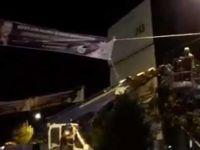 İmamoğlu'ndan Erdoğan pankartlarına gece yarısı operasyonu!