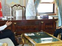 Memur-Sen Başkanı İstanbul Valisiyle eğitimi görüştü