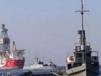 Kanuni sondaj gemisi Karadeniz'e doğru yol aldı