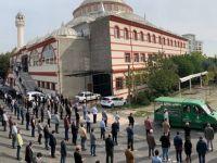 AK Partili Başkan Bayram son yolculuğuna uğurlandı
