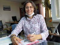 Pendikli yazar Kutal'ın ilk roman'ının geliri ihtiyaç sahibi öğrencilere