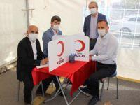 Tuzla'da geleneksel kan bağışı kampanyası