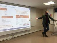 Tuzla'da öğrencilere afet eğitimi