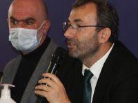 Ahmet Cin, Pandemiye rağmen yatırımlarımıza devam ettik