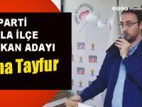 AK Parti Tuzla İlçe Başkan adayı belli oldu