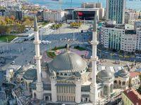 Taksim Camii'nin açılış tarihi belli oldu
