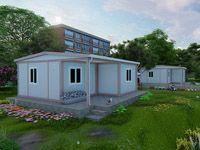 Türkiye 6 saatte inşa edilen konteyner evi konuşuyor