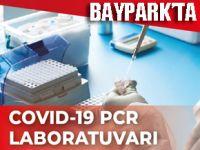 Pendik BayPark'ta Covit-19 testi hizmeti