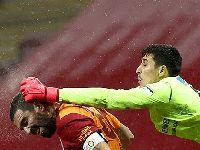Galatasaray maçında 4 hatalı gol yiyen kaleciden olay sözler!