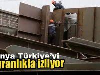 Türkiye peş peşe duyuruyor! Dünya izliyor..