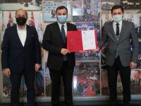 Tuzla AK Parti'ye yeni başkan!