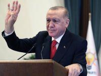 Cumhurbaşkanı Erdoğan sert konuştu!