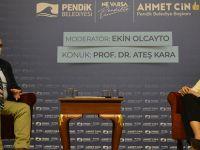 Bilim Kurulu Üyesi Prof.Ateş Kara, normal yaşama dönme konusunda Pendik'te tarih verdi!