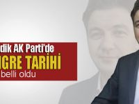 Pendik AK Parti'de kongre tarihi belli oldu