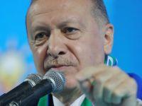 Başkan Erdoğan'dan çok sert tepki!