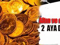 Altın ve dolara dikkat!