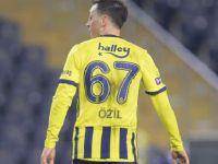 Mesut Özil'den sakatlığıyla ilgili açıklama