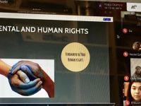 Kurtköy Anadolu Lisesi'nden insan hakları semineri