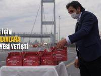 Tuzla Belediyesi, İftar Saatinde Yollarda Olan İstanbulluları Unutmadı