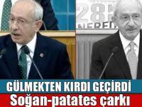 Sosyal medya yıkıldı! Kılıçdaroğlu'nun komedi gibi patates soğan-videosu