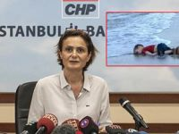 CHP İstanbul İl Başkanı Kaftancıoğlu'nun paylaşımına tepki yağdı!