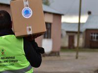 Tuzla'dan Van'a Ramazan yardımı