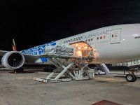 Emirates'ten Hindistan'a Covid-19 Yardımı