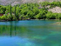 Daha önce çok az kişi gördü.. Türkiye'nin muhteşem güzelliği