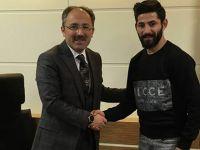 Tuzlaspor'lu Okan Süper Lig'de