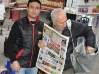 İstanbul'un en güçlü yerel gazetesi 22 yaşında