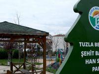 Tuzlalı Şehitlerin İsmi, Tuzla Belediyesi'nin Eserlerinde Yaşatılıyor