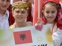 Her renkten çocuk festival için Pendik'te