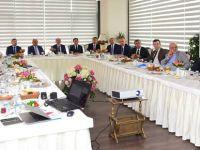 Anadolu Yakası'nın sağlık yatırımlarını görüştüler