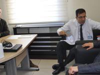 Marmara Üniversite Hastanesi'nde doktora dayak!