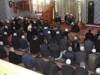 Çarşı Camii'de eller Şehitler için Sema'ya kalktı!