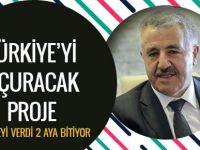 Türkiye bu projeyle uçacak!