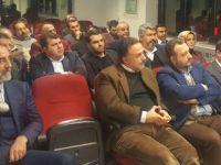 Halkbank Yönetim Kurulu Başkan'nından Ahisiad'a Ziyaret