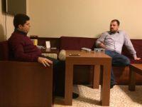 AK gençlerden YediHilal'e ziyaret