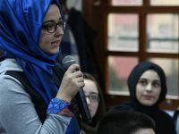 Gençler Sordu Başkan Şahin cevapladı