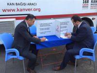 Son yılların en büyük kan bağışı kampanyası!