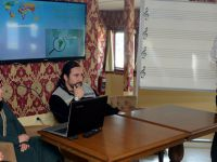 Kızılderili Çift Arjantin'deki Müslümanlığı Tuzla'da Anlattı