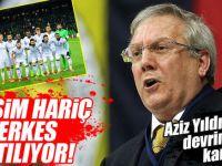 Fenerbahçe'de 2 isim hariç herkes satılık!